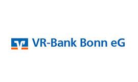Logo von der VR-Bank Bonn eG
